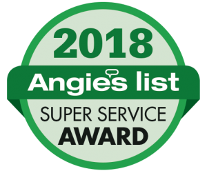 Angies list services award
